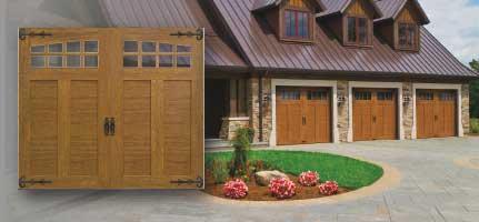 Clopay Maddock Doors